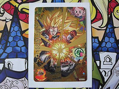 Dragon Ball Heroes Gdds-03 Trunks Xenoverse Ss3 Ssj3 P Promo Card