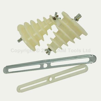 9907201 Hand Dual Coil Wire Winding Mould For Stators Transformers Spareparts