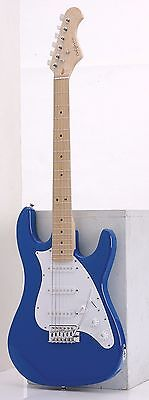 Full Size Electric Guitar , Blue