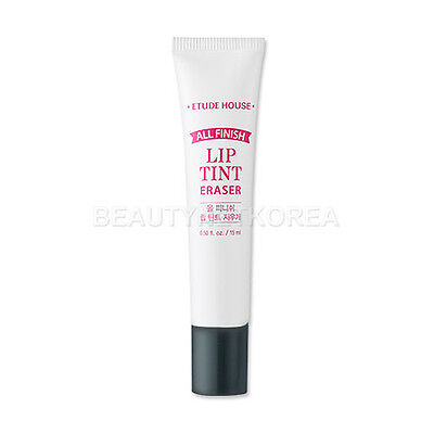 [ETUDE HOUSE] All Finish Lip Tint Eraser 15ml / Removing for lip tint remover