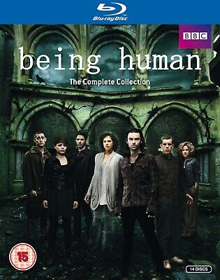 Being Human: Complete Series 1-5 (Box Set) [Blu-ray]