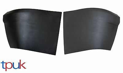 Ford Transit Connect Rear Bumper Corner End Caps With Clips Pair Left&right Side