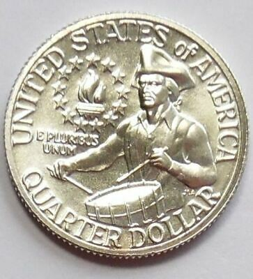 "A ""Beautiful"" 1976-S Washington ""BU"" 40% SILVER Quarter US Mint Coin"
