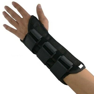 Wrist Splint Brace Protection Support Strap Carpel Tunnel Pain Relief CTS RSI