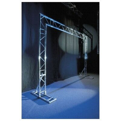 Showtec Mobile DJ Truss Stand - 2 Punkt Traverse
