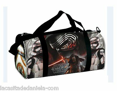 STAR WARS ANDROID Bolsa de deporte / Bolso de viaje/ Sport Travel Bag