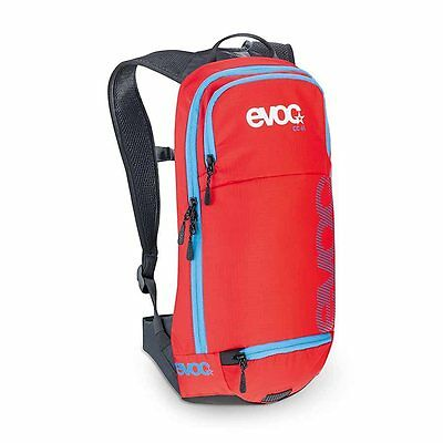 EVOC, CC 6L + 2L Hydration Pack, Backpack, Red