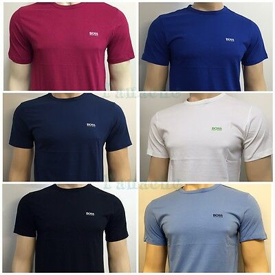 """Hugo Boss'Togn' Short Sleeve in cotton by BOSS Green, """"Fitted"""""""