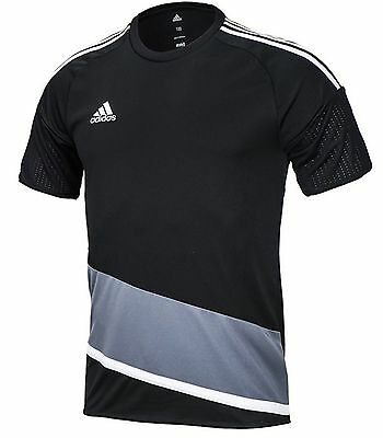 detailed look 41b38 63538 Adidas Men REGISTA 16 Football Jersey Climacool S S Sports Soccer GYM AI3331