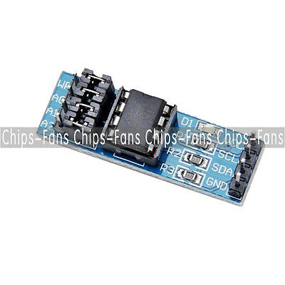 AT24C256 Serial EEPROM I2C Interface EEPROM Data Storage Module Arduino PIC CF