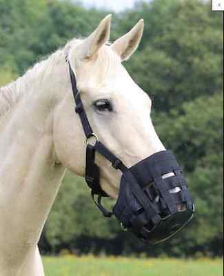 Shires Comfort Grazing Muzzle - All Sizes