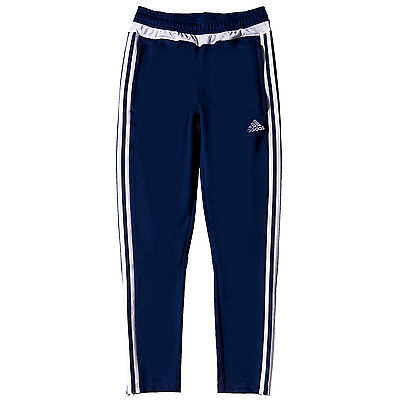 adidas Tiro 15 Kids Training Tracksuit Pant Navy Blue