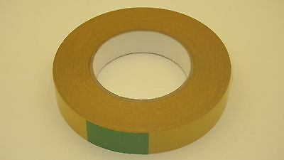 2 Rolls 3.75x55 yd Double sided tissue tape wrinkle free high tack DT63Q Adhesive Tapes Adhesives, Sealants & Tapes