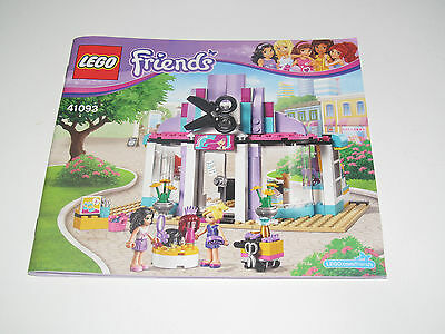 Lego friends 41093 le salon de coiffure eur 6 00 picclick fr - Salon de coiffure lego friends ...