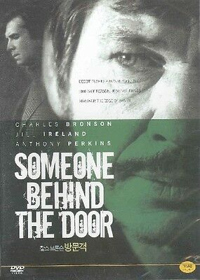 Someone Behind The Door,1971 (DVD,All,New) Charles Bronson Anthony Perkins