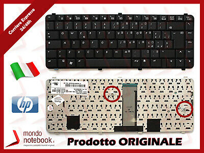 Tastiera Keyboatd Originale Italiana HP Compaq 6730S 6735S Series