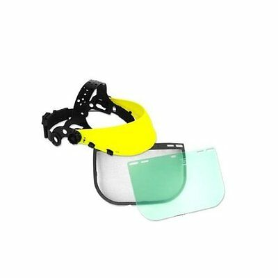 Neiko 53876A 2 in 1 Protector Face Shield, New, Free Shipping