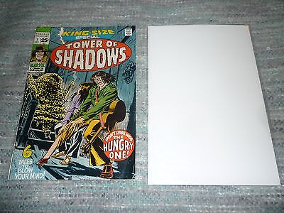 Tower of Shadows King-Size Special #1 Marvel Bronze Age Comic Book