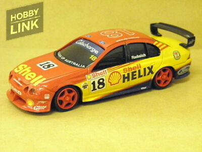 1:43 PAUL RADISICH SHELL HELIX 2000 SIGNATURE SERIES TOURING CAR Carlectables 43