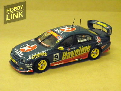 1:43 FORD AU FALCON HAVOLINE RACING (D.BESNARD) #9 Carlectables 2009-3