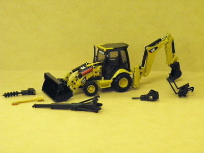 1:50 CAT 432E SIDE SHIFT BACKHOE LOADER Norscot 55149