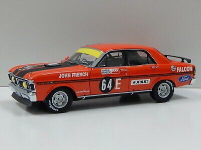 1:18 Ford XY Falcon Phase lll GTHO - 1971 Bathurst (J.French) #64E Carlectables