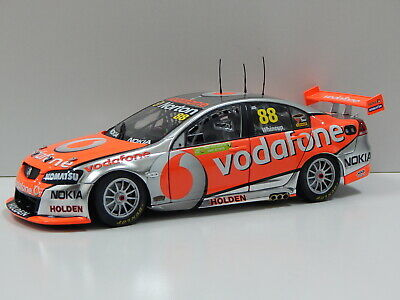 1:18 Holden VE Commodore - Team Vodafone 2011 ATCC Winner (J.Whincup) #88 Carlec