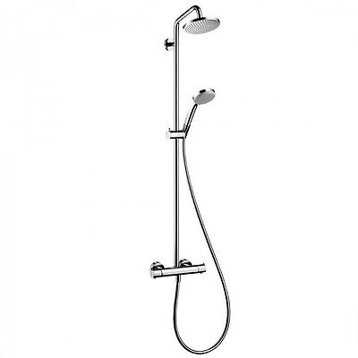 Hansgrohe Croma Showerpipe 160 27135 Thermostatic Shower 27135000 Shower Kit