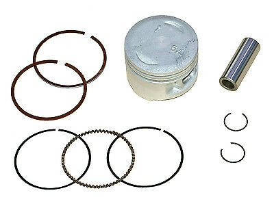 Yamaha XT125R XT125X piston kit +0.50mm oversize (2005-2008) 54.50mm bore size