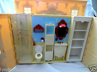 Vintage Barbie Play House