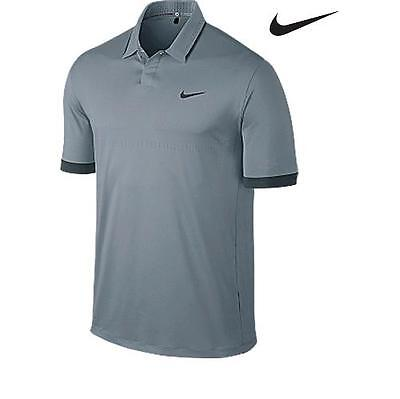 Nike Men's TW Perforated Polo - Dove Grey -S,M,L,XL,2XL - New in Plastic!