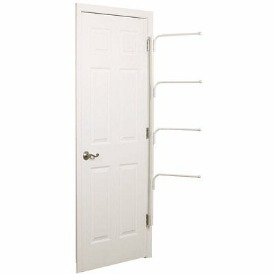 Household Essentials Hinge It Clutterbuster Four Bar Hanging Valet Clothing and