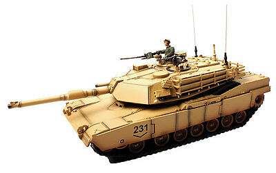 Forces of Valor 1/32 US M1A1 Abrams Tank Iraq 2003 Diecast Model #80066