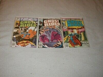 Ghost Rider U-PICK ONE #40,44 or 48 Marvel Bronze Age Issues PRICED PER COMIC
