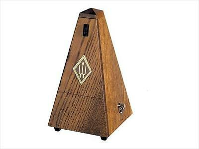 Wittner Wooden Metronome Oak Brown Matt 808 **NEW**