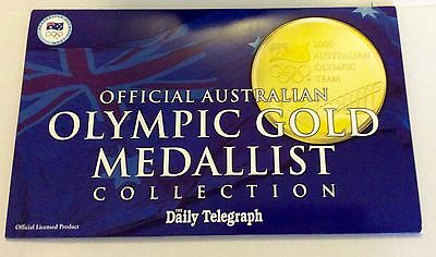 Daily Telegraph Olympic Gold Medallist Collection 2000 Sydney