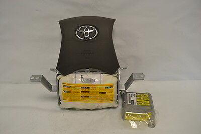 Toyota Camry 2007-2008-2009-2010-2011 Airbag Set W/control Unit