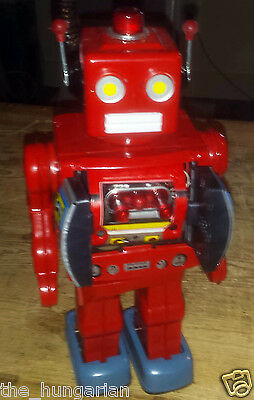 Collectible Space Walk Man Tin Toy 1000x Limited Edition WalkMan ME-100