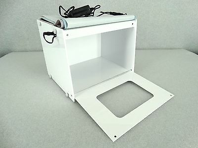 Jeweler's DeLight Brand LED Acrylic Portable Photography Studio Light Box