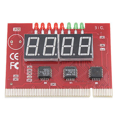 HE New Hot Sale 27g 4-Digit PC Mainboard POST Diagnostic Analyzer Test Card
