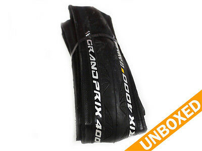 Continental Grand Prix GP4000s II Folding Clincher Tyre Unboxed