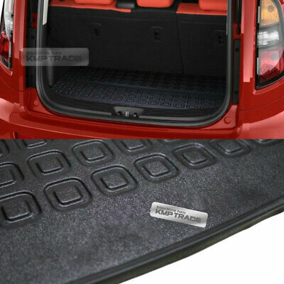 Genuine Parts Trunk Cargo Area Mat All Weather Protector For KIA 2014-2018 Soul