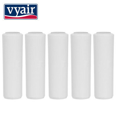 """3 PACK - 10"""" Chloramine Removal Carbon Filters - Catalytic Coconut Carbon"""