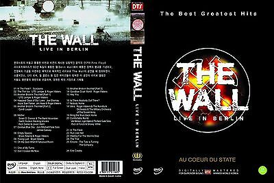 THE WALL : Live In Berlin ROGER WATERS /Pink Floyd (DVD,All,New ...