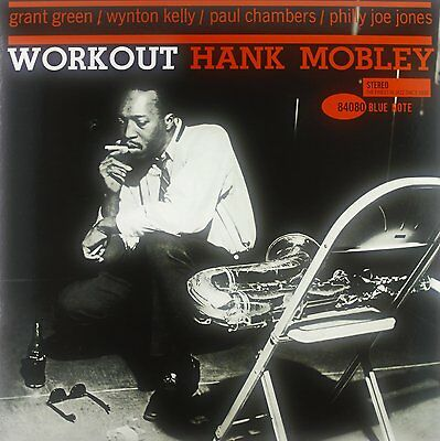 Hank Mobley - Workout++2 LPs 180g 45rpm+Analogue Productions+NEU+OVP