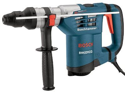 Bosch RH432VCQ 1-1/4-Inch SDS-Plus Rotary Hammer Kit, New, Free Shipping