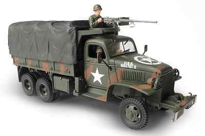Forces of Valor 1/32 GMC 2.5 Ton Cargo Truck Diecast Model #80085