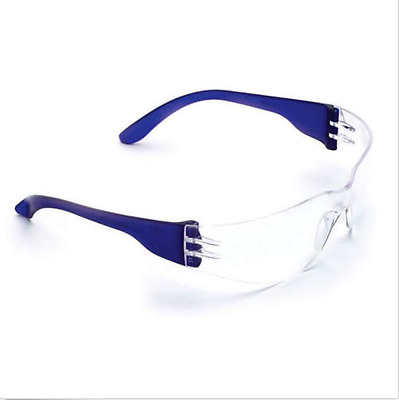 Tsunami Safety Specs Clear Box Of 12  Protective Eyewear, Safety Glasses