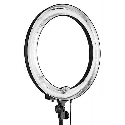 "Neewer Camera Photo/Video 18""Outer 14""Inner 600W 5500K Dimmable Ring Fluorescent"