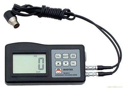 TM8812 Ultrasonic Thickness Gauge 1.2-200mm,0.05-8inch, New, Free Shipping
